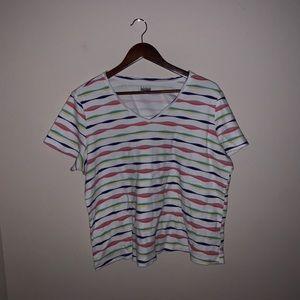 Basic Editions Womens Shirt